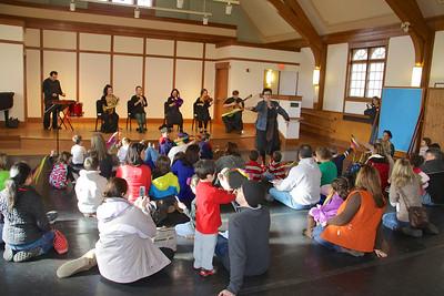Sourh Shore Conservatory Family Arts Festival 2013