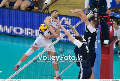 «ITALY-POLAND» #FIVBWorldLeague