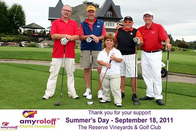 Amy Roloff CF-2011 Golf Team 17B