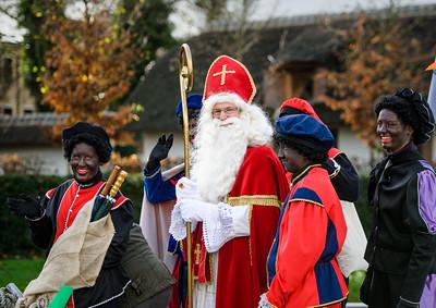 Sinterklaas intocht Lokeren 2015