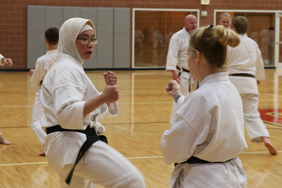 2018 Shotokan Karate Spring Camp