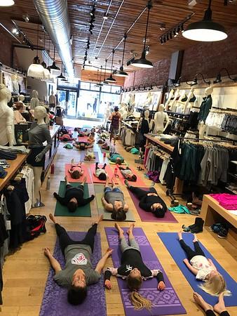 Colorado - Mother/Daughter Yoga