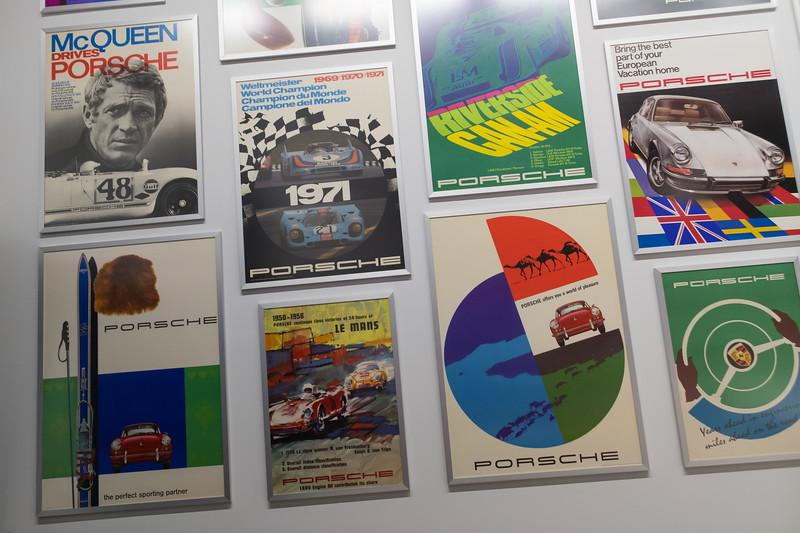 Porsche Poster Art