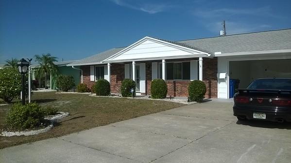 Sun City retirement house