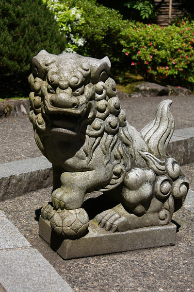Portland Japanese Garden 6/3/11