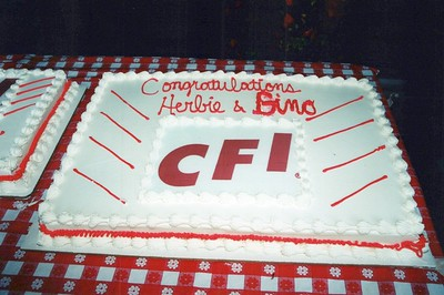 5-6-2000 CFI Promotion Celebrations @ Brown's