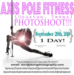 Axis Pole Fitness (Houston, Texas) 093018