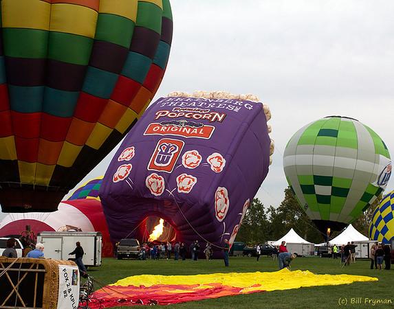 Forest Park Balloon Glow 2012