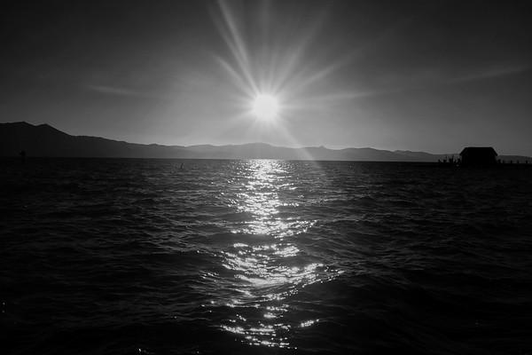 Lake Tahoe July 4th, 2020