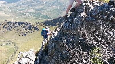Cape Town Climbing 2015