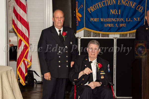 Protection Engine Company No. 1 129th Installation Dinner 08/14/2021