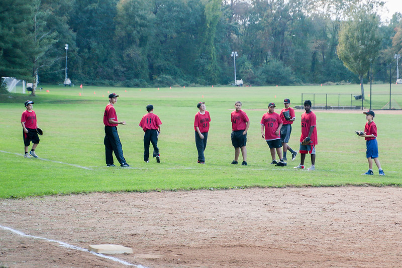 101316 Briggs Chaney Softball
