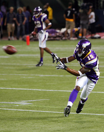 Oakland Raiders vs Minnesota Vikings (Aug-14-06, preseason)
