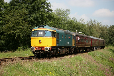Churnet Valley Railway - Anything Goes Gala, 22nd June 2014