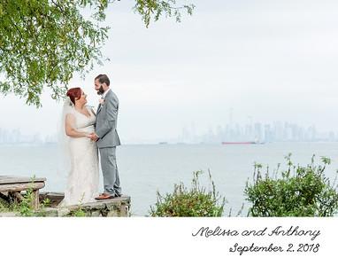 Melissa and Anthony Wedding Album