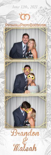 Maleah & Brandon's Wedding 6-12-2021