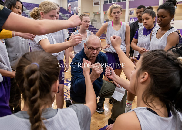 Broughton girls basketball vs Wake Forest. November 14, 2019. D4S_0014
