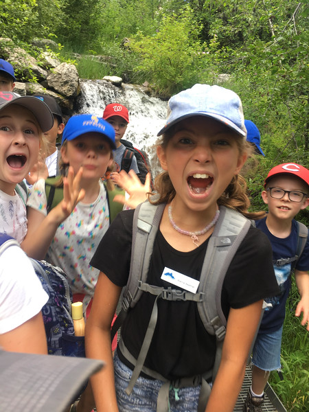 7.15.19 Trails, Tents, & Canoes