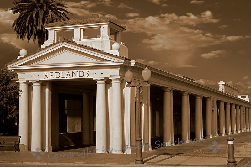 Redlands Train Depot