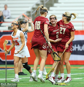 NCAA WLax: BC at SU; 2/16/19