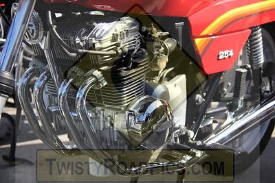Zen House Fringe Art of Motorcycle Collecting