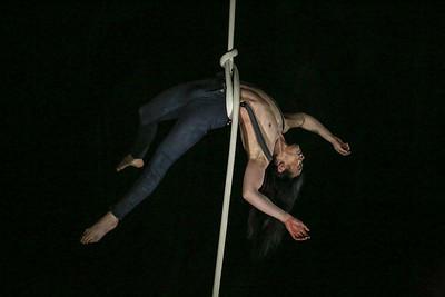 Aerial + Pole