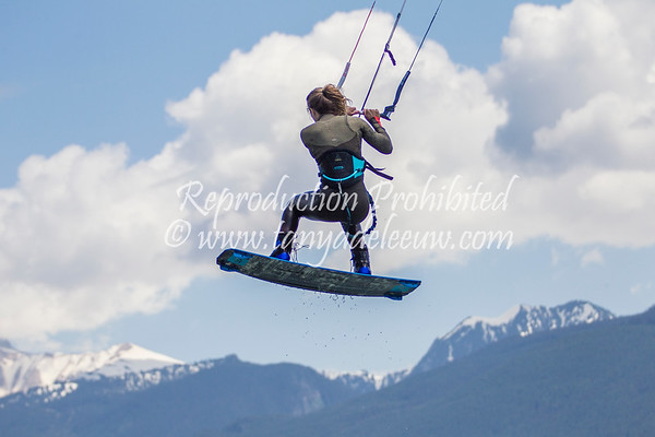 Kiteboarding - Kite Clash - Squamish, July 2017
