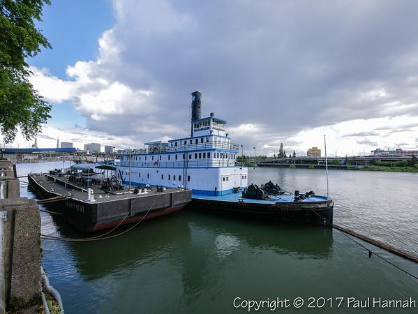 Oregon Maritime Museum - Portland, OR