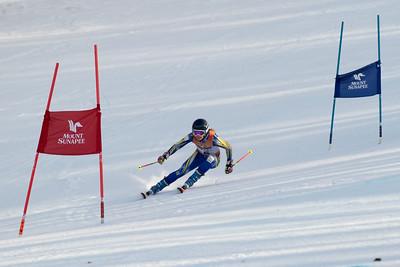KUA Skiing - Sunapee 1/11/17