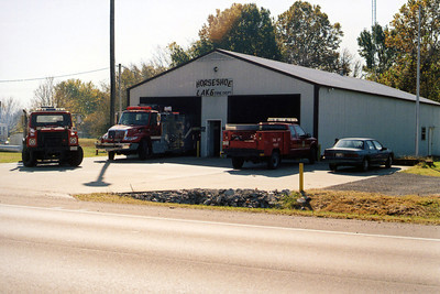 ALEXANDER COUNTY FIRE DEPARTMENTS