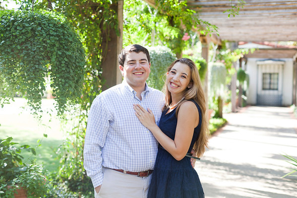 Dallas Arboretum Engagement