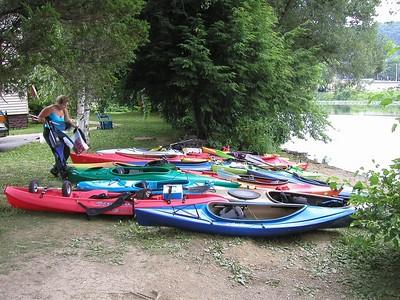 Kayaking on the Susquehanna Part 3