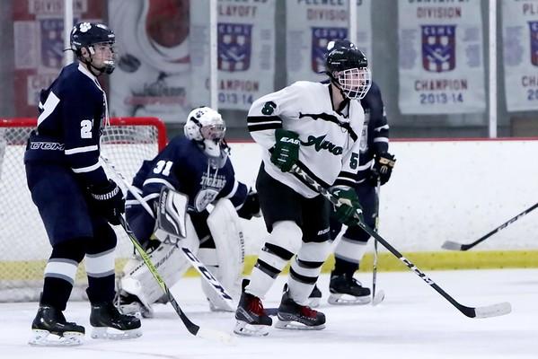 Hockey - Twinsburg v Aurora