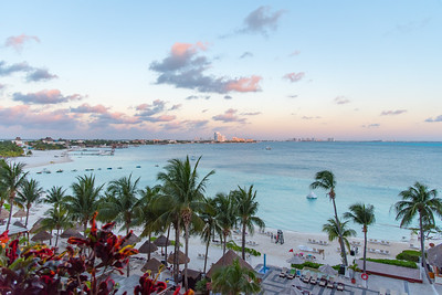 Stephanie & Jon, Cancun 4-4-18