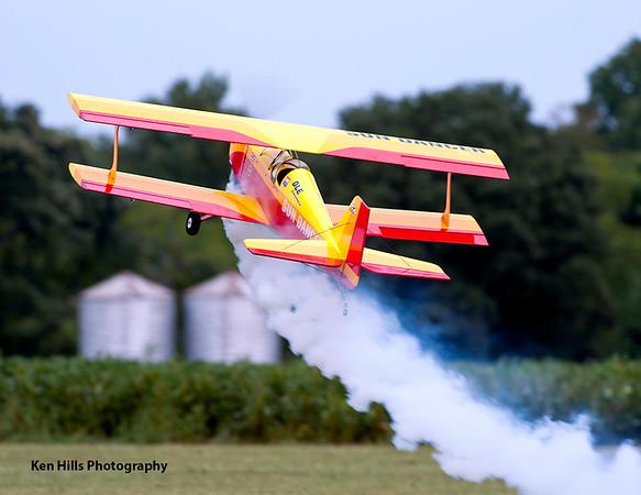 Fredericksburg Fun fly Sponsored by Hobby Hanger