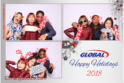 Global Partners Holiday Party 12-20-18