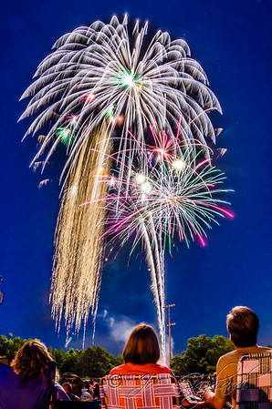 Denville Fireworks