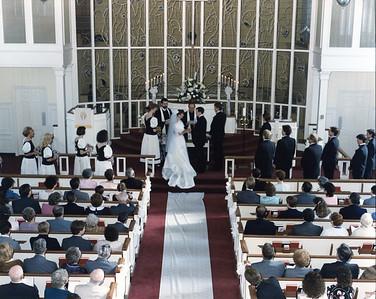 1987 April - Kent & Lori Wedding