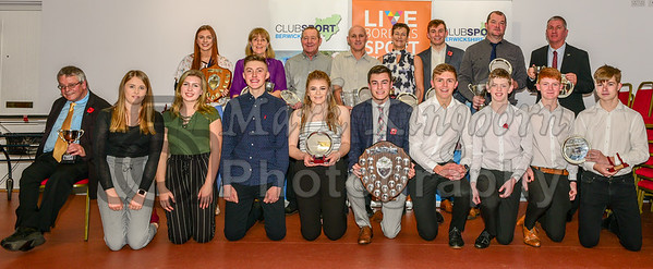 Clubsport Berwickshire Award Evening
