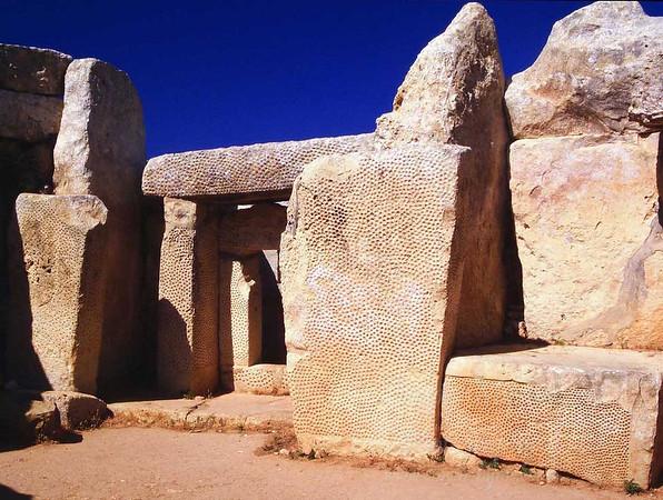Hagar Qim & Mnajdra Neolithic Temples