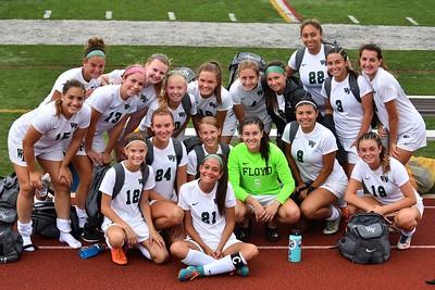 Wm. Floyd Girls Soccer