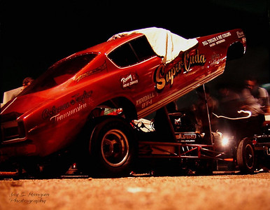 Vintage Dragsters of the '60's