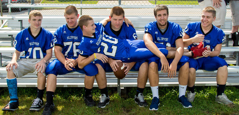 Football Pictures for Brochure