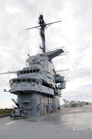 USS Yorktown (CV-10), Patriots Point, SC