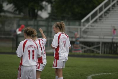 Girls JV Soccer - 5/24/2006 vs. Big Rapids