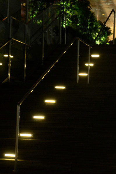 stairway to serendipity.