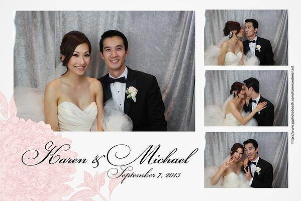 Karen and Michael's Wedding