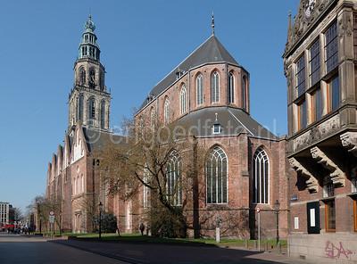 GRONINGEN, Martinikerk