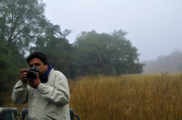 Aditya Dicky Singh Ranthambore
