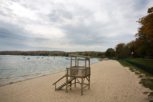 Lake Geneva Fall Colors 2012